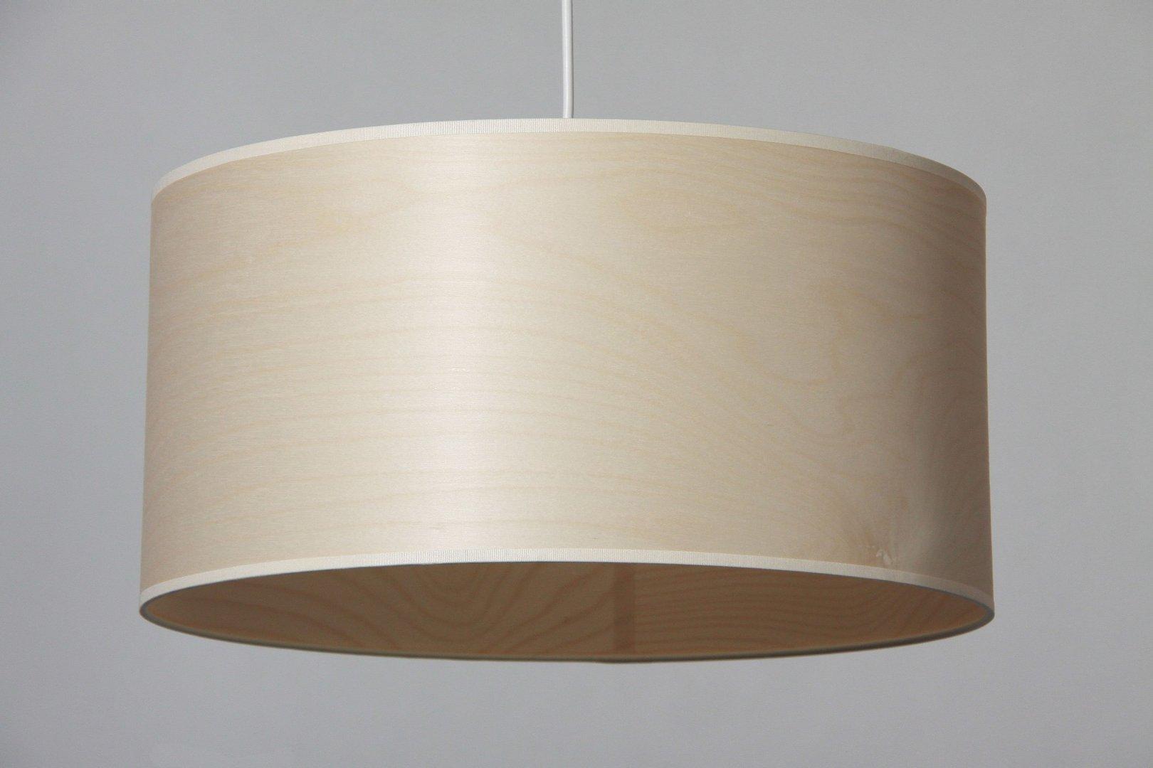 lampenschirm birke furnier leuchtenmanufaktur brodauf. Black Bedroom Furniture Sets. Home Design Ideas